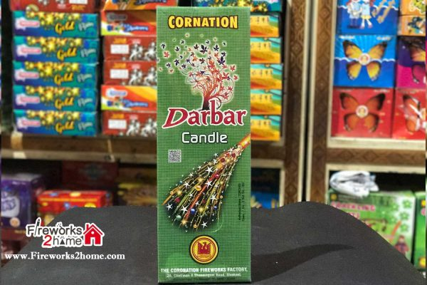 darbar-candle-sparklers-cornation