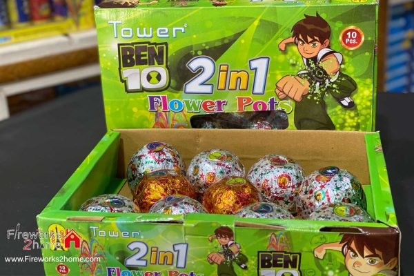 ben10-2-in-1-flower-pots-tower