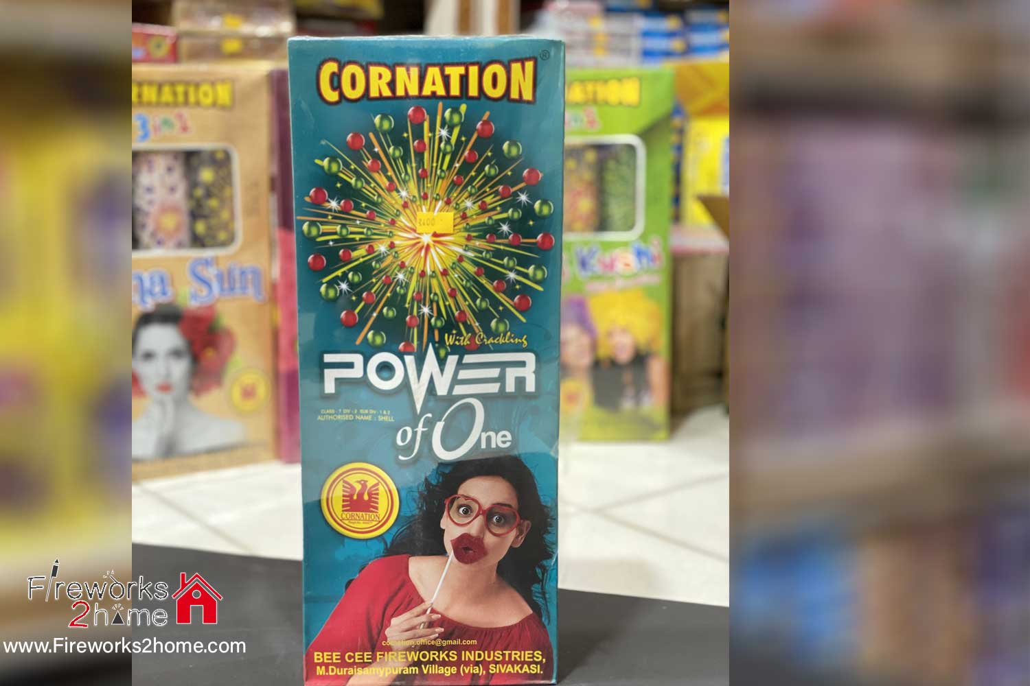 Power of One with Crackling by Coronation