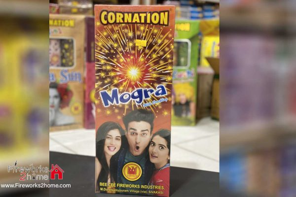 Mogra with Crackling by Coronation