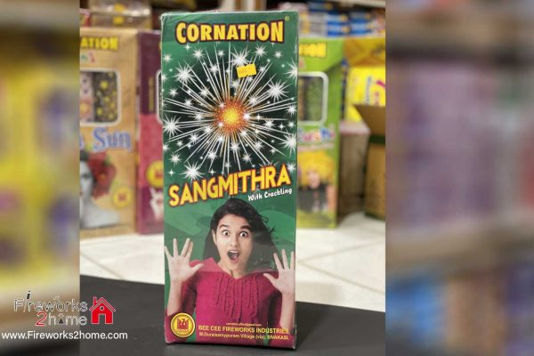 Sangmitra with Crackling by Coronation
