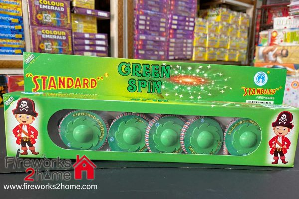 Green Spin by Standard
